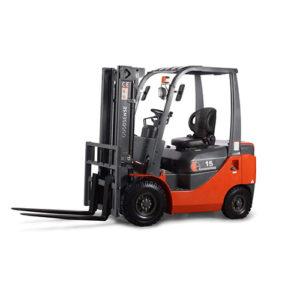 G-SERIES de 1 a 48 Ton Diesel Forklift